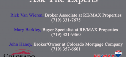 Ask The Experts Session 1 Real Estate Questions